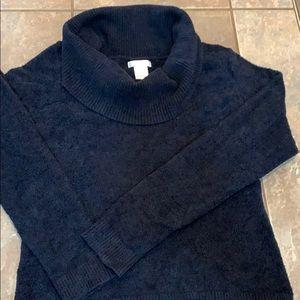 💐5/25 Worthington super soft turtle neck sweater